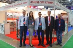 CВC КЛИМА на выставке Акватерм  2018 г. Киев