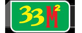 Сеть магазинов 33м2
