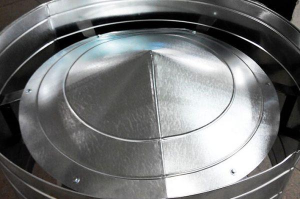 дефлектор вентиляционный принцип работы