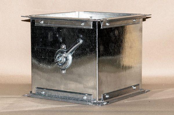дроссель клапан воздуховода