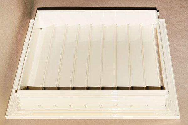инерционные решетки вентиляционные