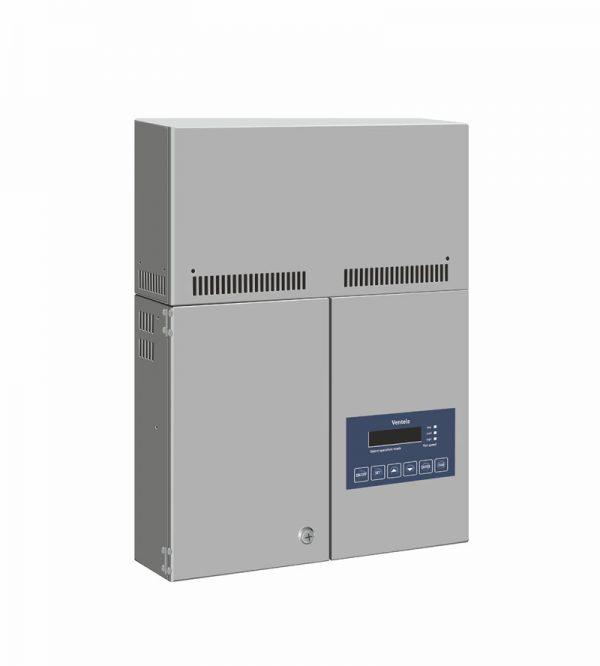 Шкаф управления вентиляцией - SE-18/3-3.0-DC