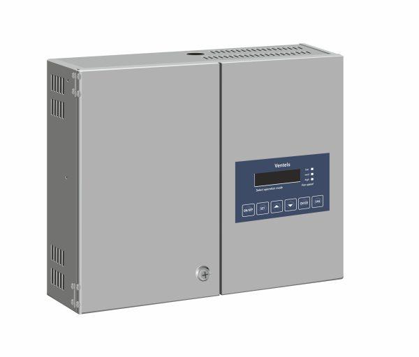 Щит управления вентиляции с электронагревателем до 6 кВт-Electric Box SE-6/1-0.8-S