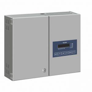 Щит управления вентиляции с водяным калорифером более 3500 м3/ч - Water Box SW-X/3-3.0-D