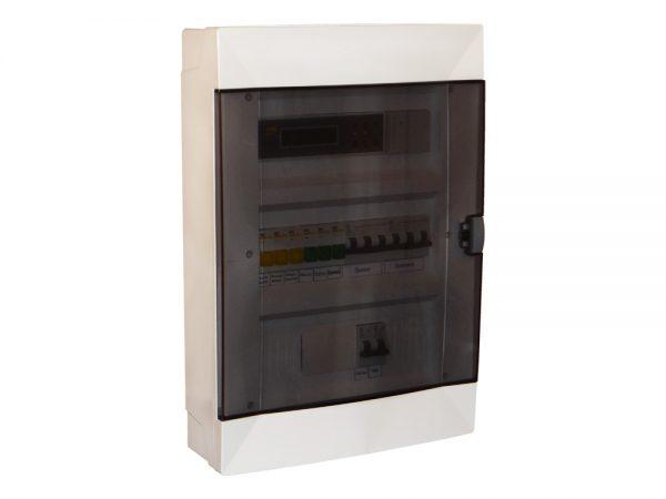 Щит управления вентиляции с водяным калорифером до 4000 м3/ч. ECONOM