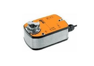 Электроприводы с возвратной пружиной - LF24, LF24-S, LF230, LF230-S