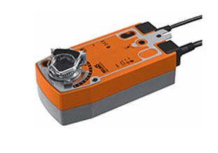 Электроприводы с возвратной пружиной - NF24A, NF24A-S2, NF230A, NF230A-S2