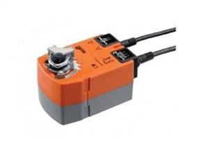 Электроприводы с возвратной пружиной - TF24, TF24-S, TF230, TF230-S